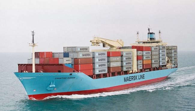 Maersk поръча 12 кораба на метанол