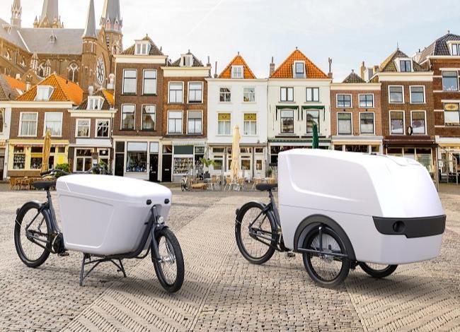 Ръст на карго велосипедите в градската логистика