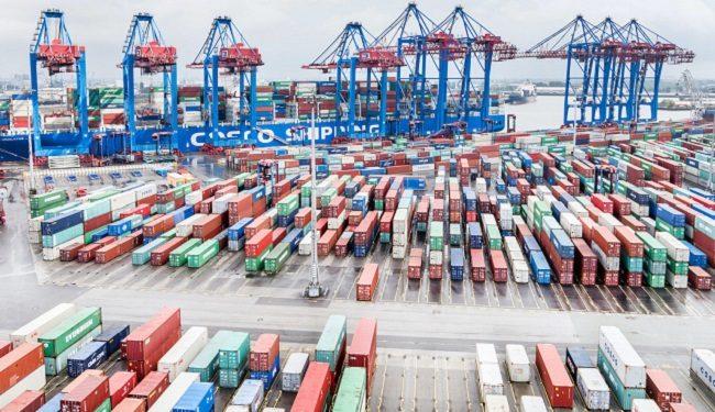 COSCO придобива дял от контейнерен терминал в Германия