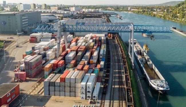 Нови инвестиции в порт Рейн