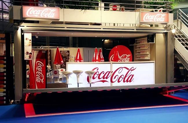 Coca-Cola вади контейнерите от веригата си на доставки
